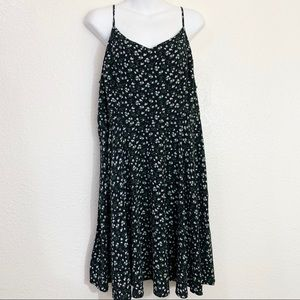 OLD NAVY Floral Skater Dress Women's size XL